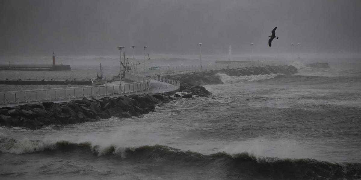 Gran Premio sigue en pie, pese al tifón que azota Japón