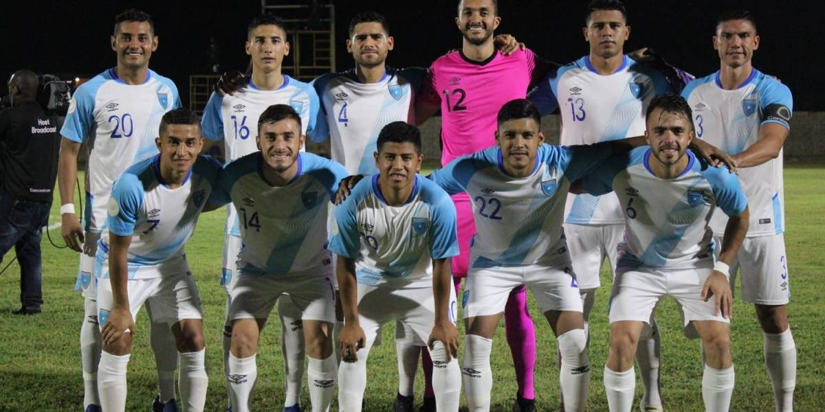 VIDEO. Guatemala derrota a Anguila y logra el ascenso en Liga de Naciones