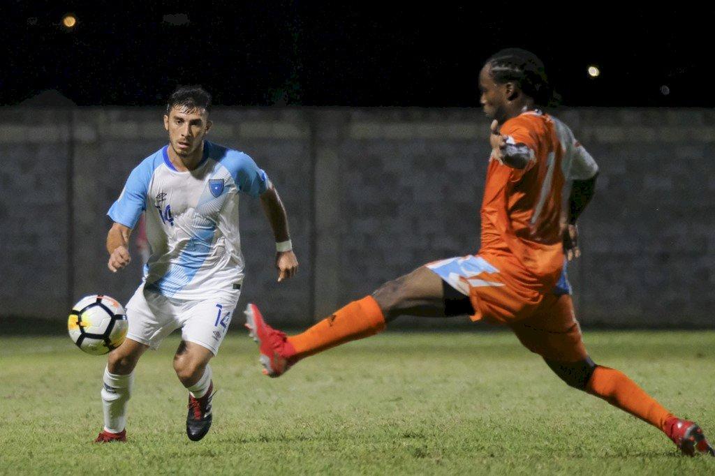 Foto AFP | Guatemala logró su ascenso a la Liga de Naciones B de Concacaf 2019