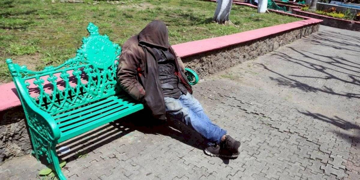 Más de 4 mil personas viven en situación de calle en la CDMX