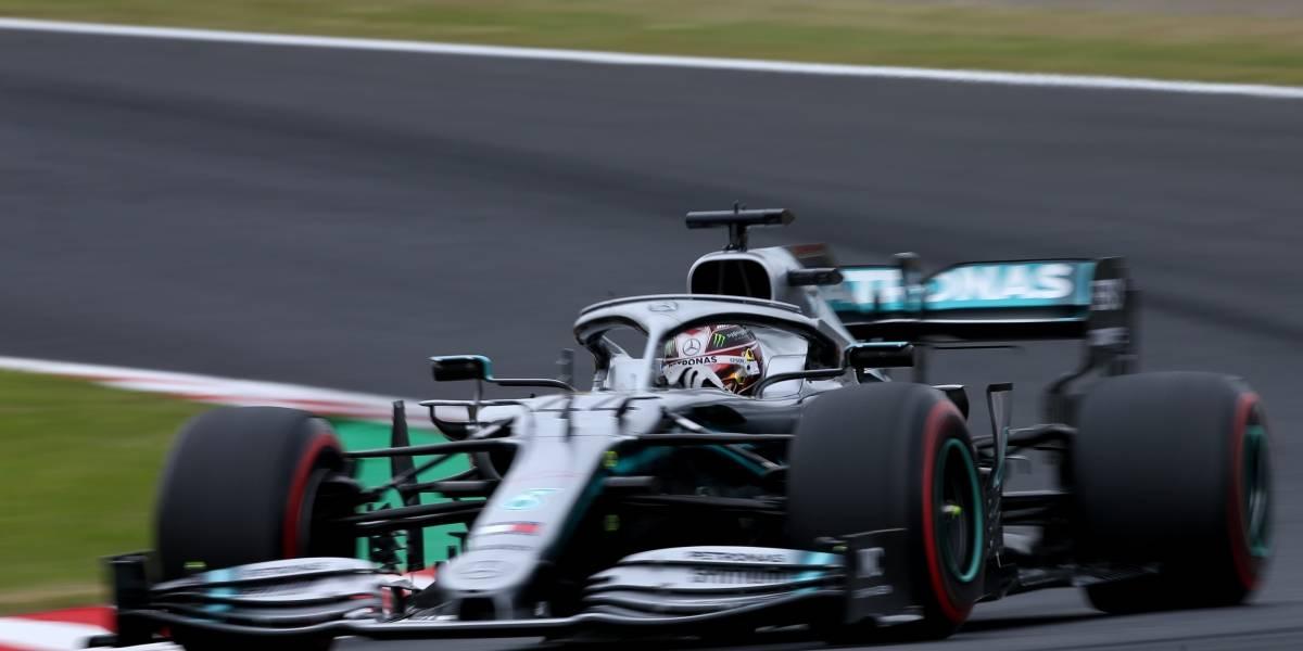 Gran Premio de Japón: Hamilton quiere acercarse al título, ¿Ferrari le compite?