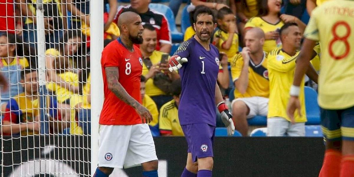 Así vivimos el empate entre la Roja y Colombia en el estadio José Rico Pérez de Alicante