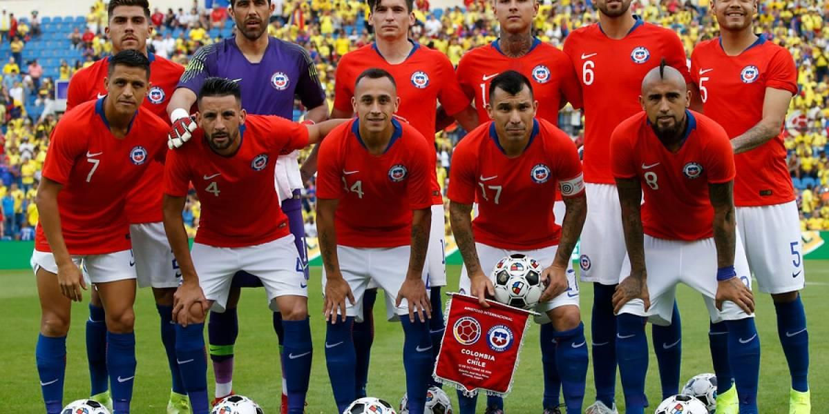 Uno a uno de Chile: Bravo y Díaz fueron lo mejor en una selección que no tuvo ataque Alicante