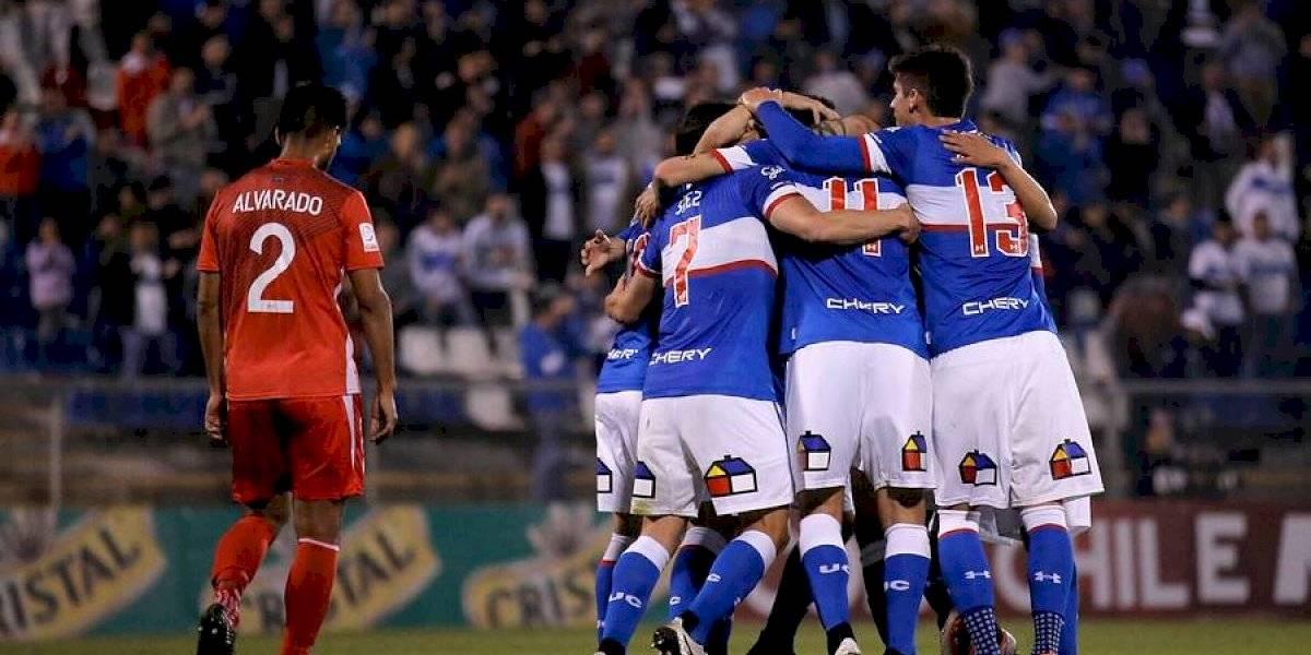 La UC dio vuelta el resultado, y se enfrentará con Colo Colo en Copa Chile
