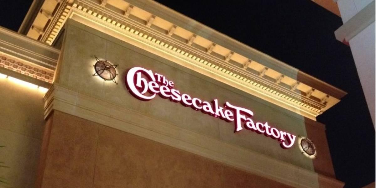Hacienda suspende Licencia de Bebidas Alcohólicas a The Cheesecake Factory