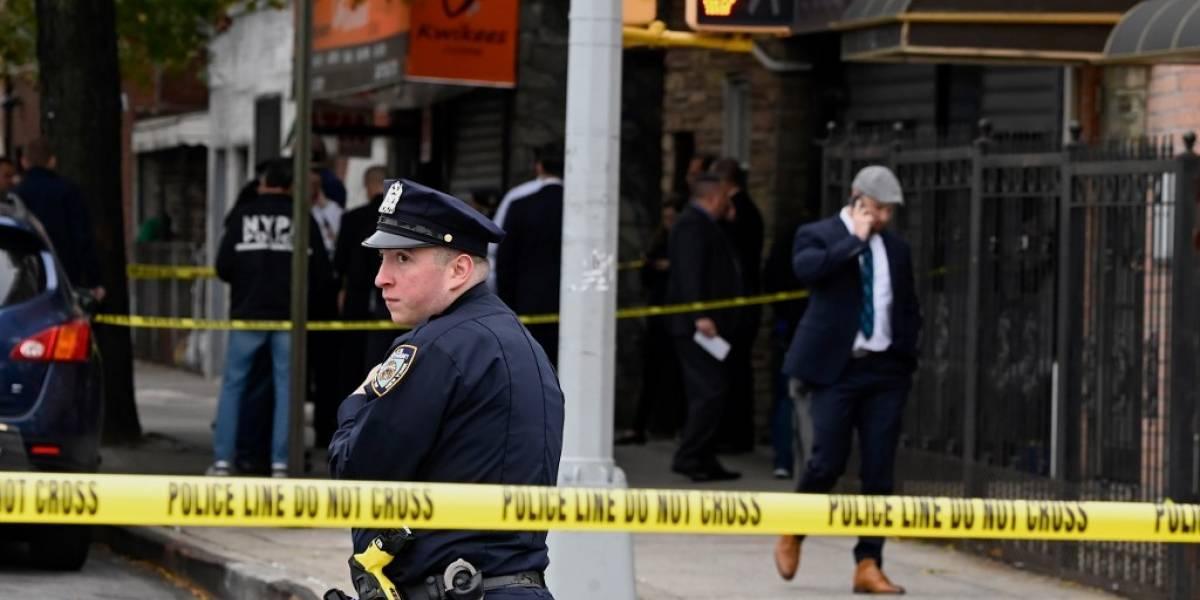 Cuatro muertos por tiroteo en club social de Nueva York