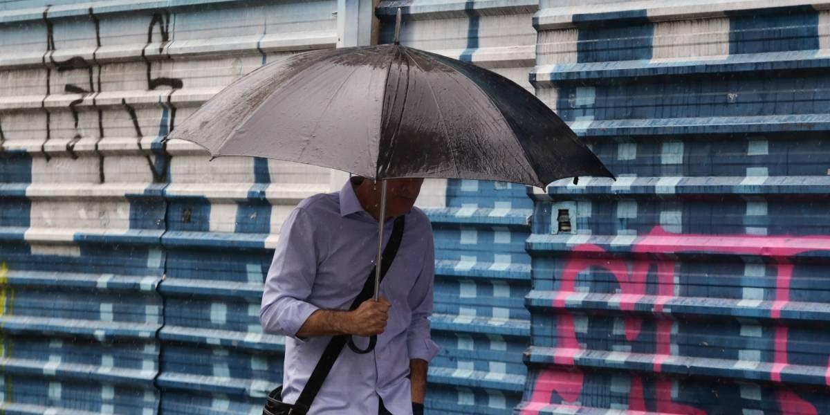 Previsão do tempo: temperatura cai e chuva volta a São Paulo