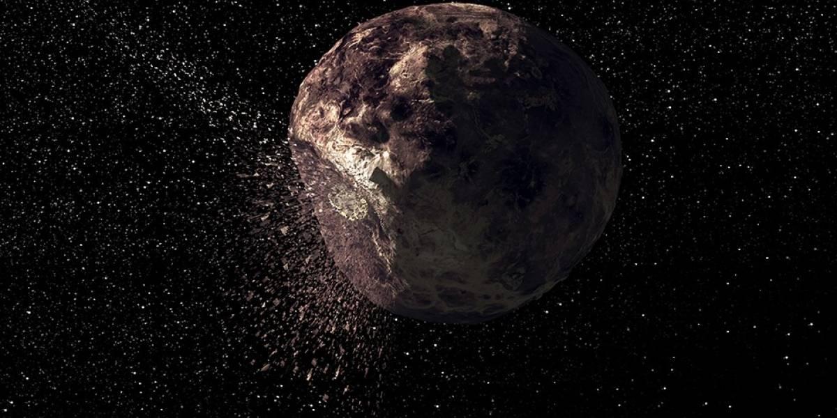 La explosión de un asteroide pudo haber causado una de las mayores apariciones masivas de especies en la Tierra