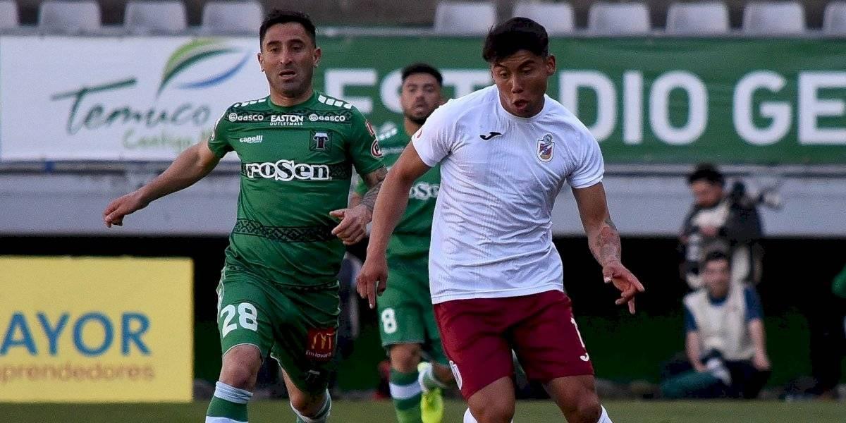 Temuco logra un agónico triunfo ante La Serena para acercase a zona de liguilla y deja puntero a Wanderers