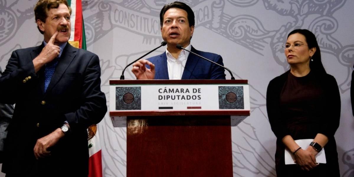Aventaja Mario Delgado para dirigencia nacional de Morena: Enkoll