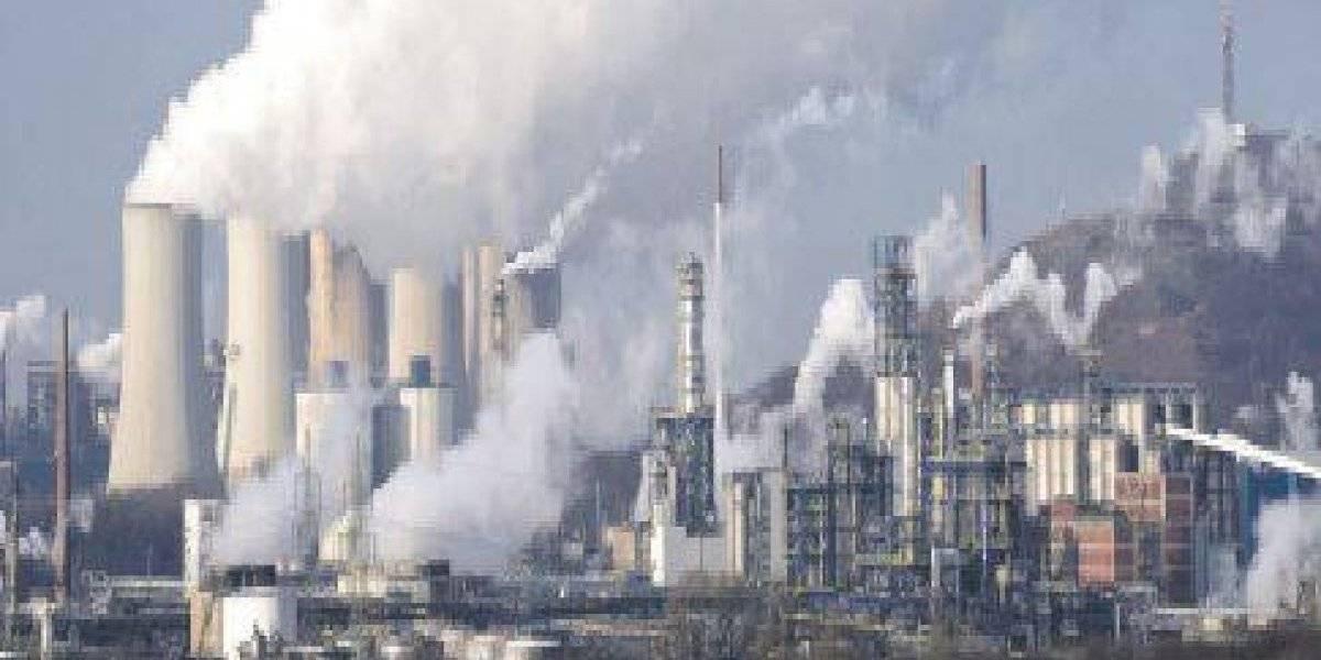 Sólo 20 empresas emiten un tercio de todo el carbono del mundo