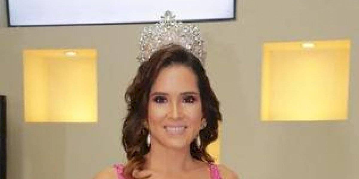 Miss RD Santiago Fátima Rodríguez busca contribuir con el arte y la cultura