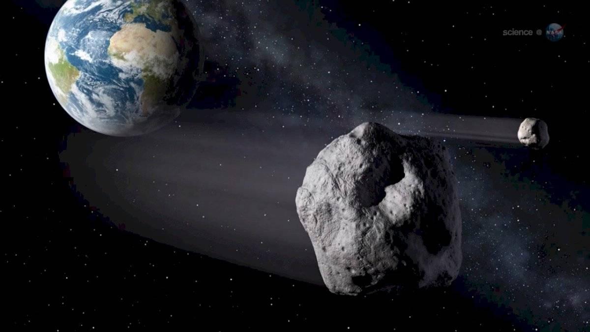 Asteroide del tamaño de un edificio pasó cerca de la Tierra y pocos lo notaron
