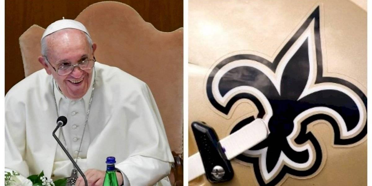 Aficionados de la NFL claman al 'milagro' tras Twitter del Papa Francisco