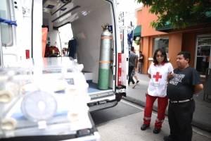 Diferentes instituciones llevaron a cabo actividades en el marco del Día internacional para la reducción de desastres, en el Paseo la Sexta, en la zona 1.