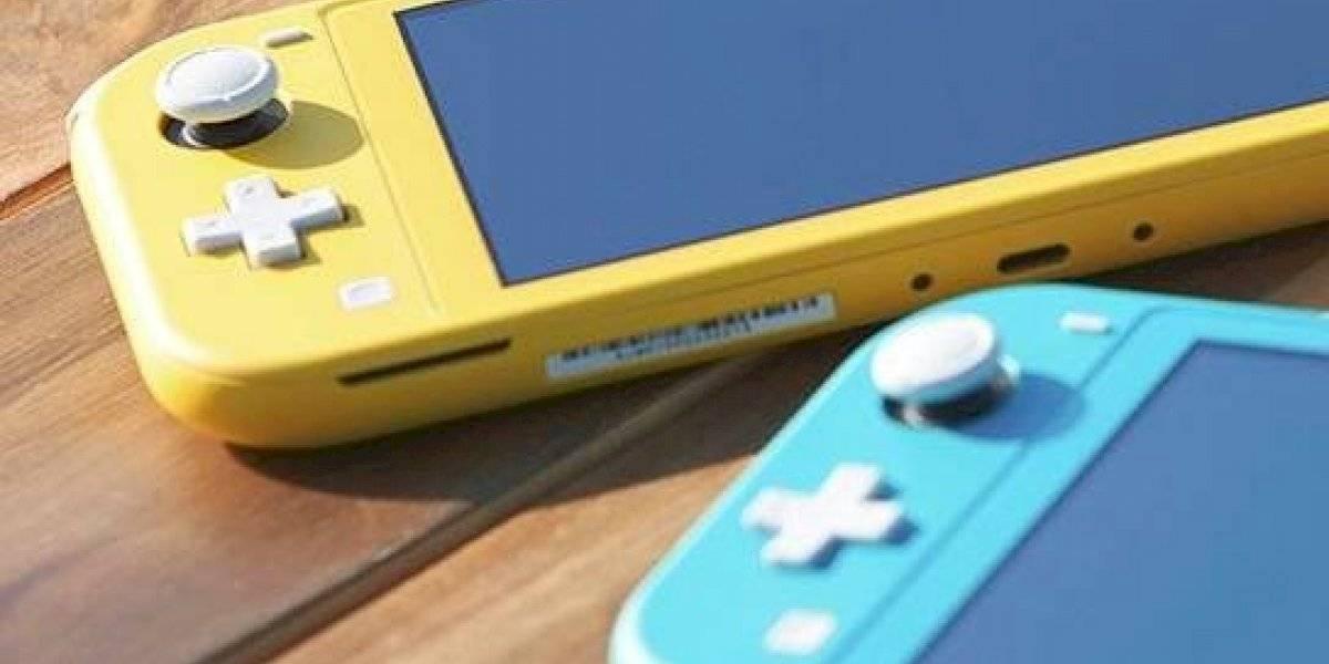 Nintendo Switch Lite: Así es la hermana pequeña de la consola híbrida