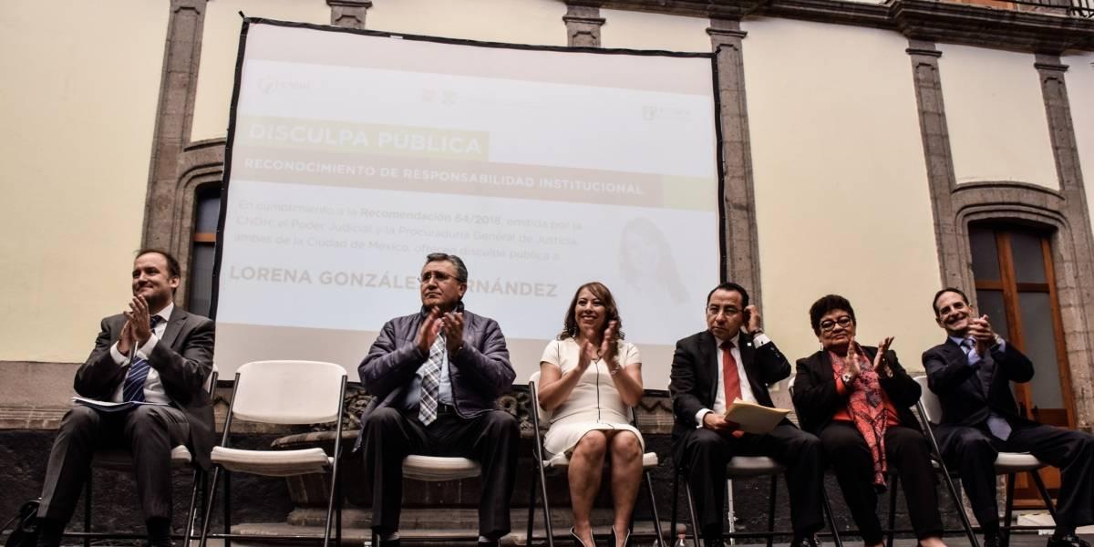 Caso Lorena González: fabricación de culpables