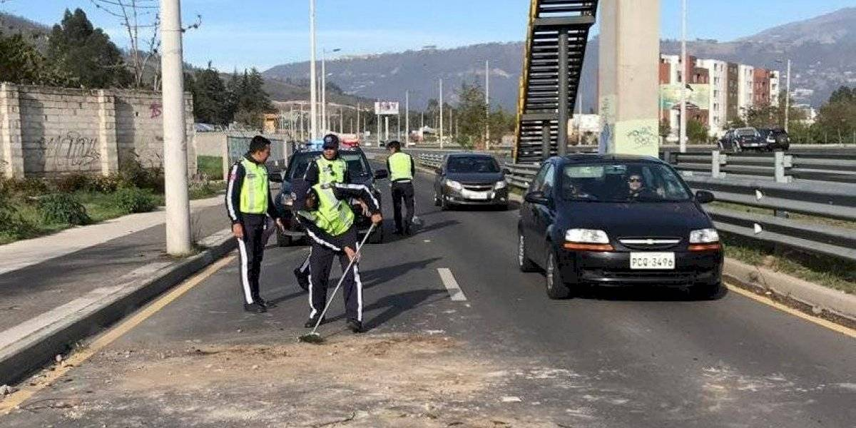 """Quito: martes 15 de octubre se reactiva el """"Hoy no circula"""""""