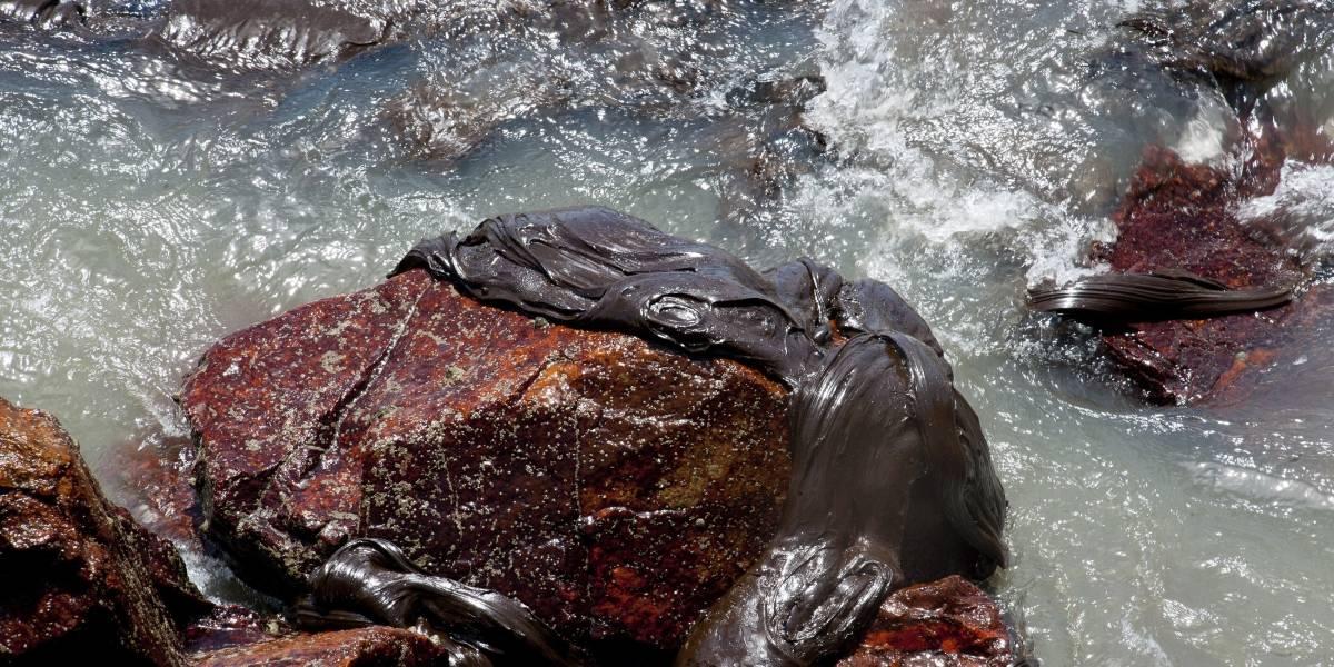 Estado de emergencia en Brasil por contaminación de playas