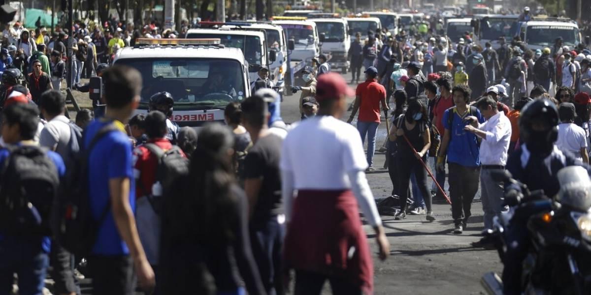 México da asilo a tres asambleístas y un funcionario ecuatorianos