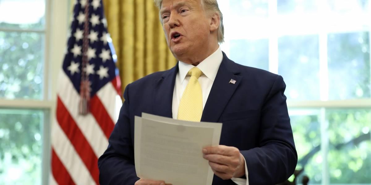 Trump ordenará nuevas sanciones contra Turquía