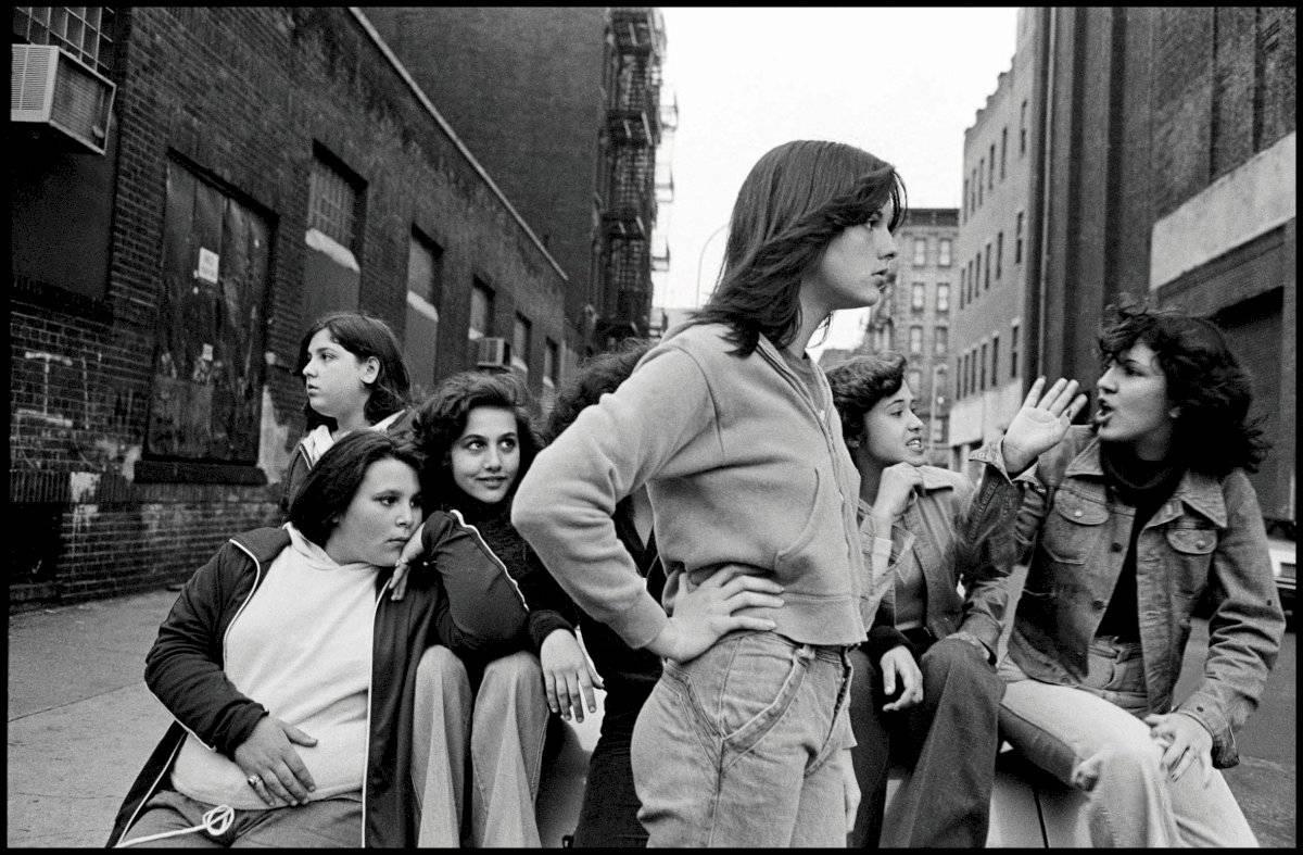 as meninas da rua prince, de Susan Meiselas