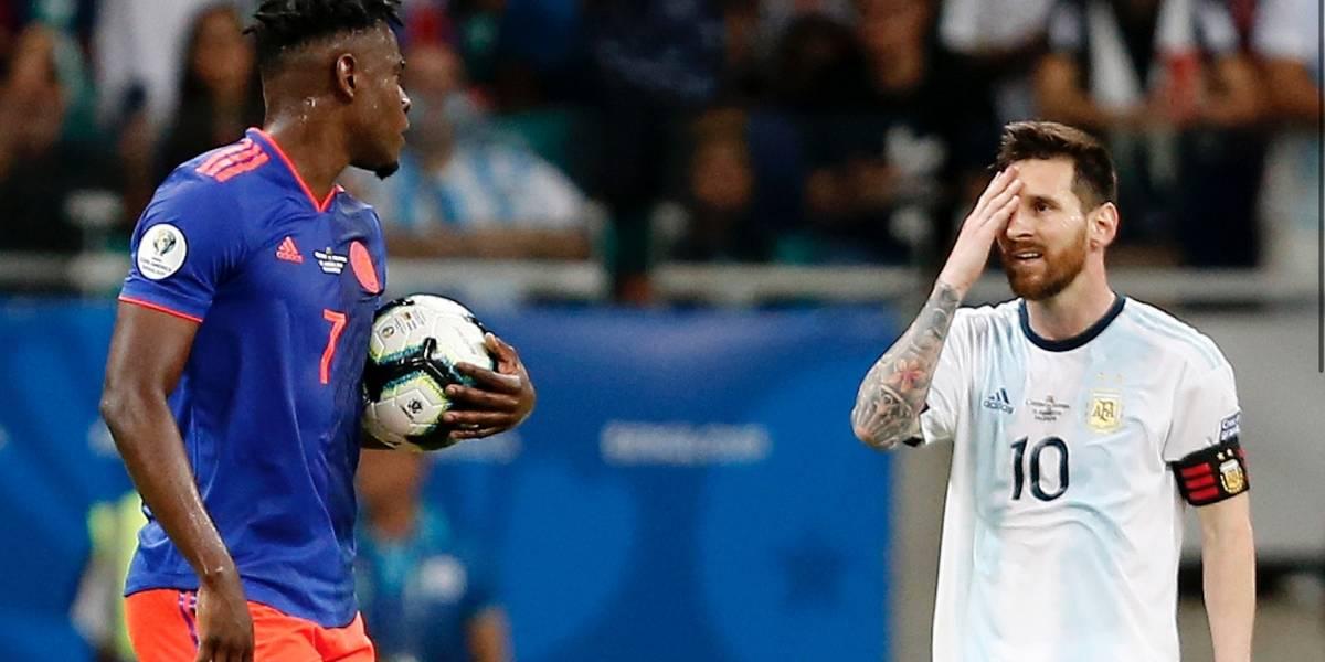 Queiroz y Colombia atentos al partidazo en noviembre entre dos selecciones grandes de Sudamérica
