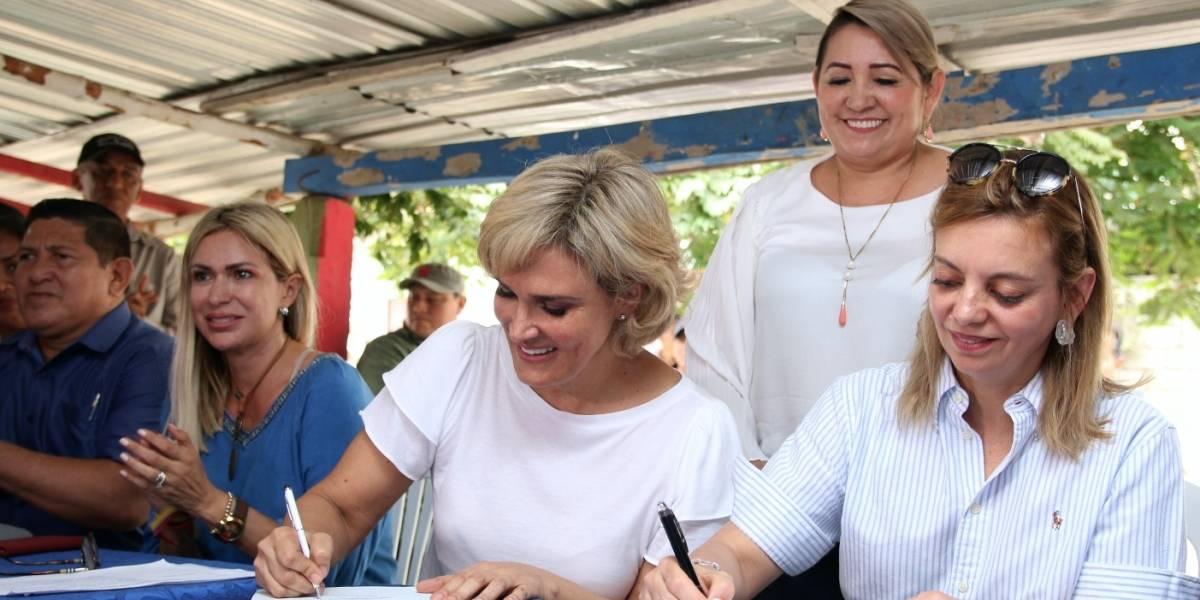 Municipio de Guayaquil y Nestlé firman convenio para producción agrícola en Isla Puná