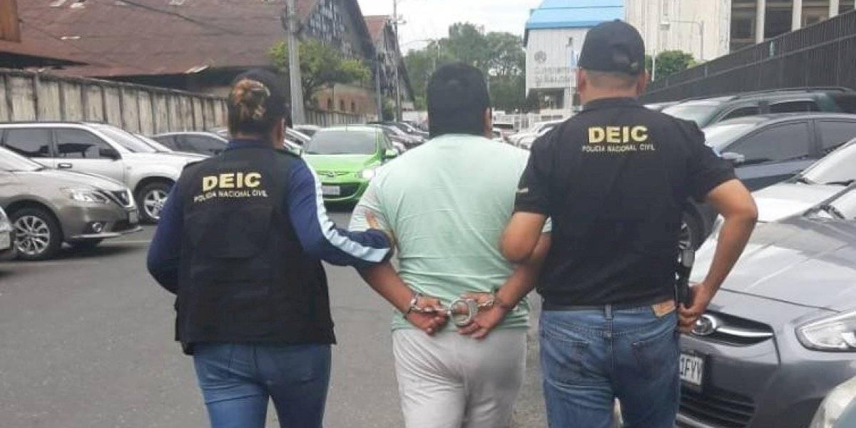 Capturan a señalado de vender motocicletas robadas por medio de redes sociales