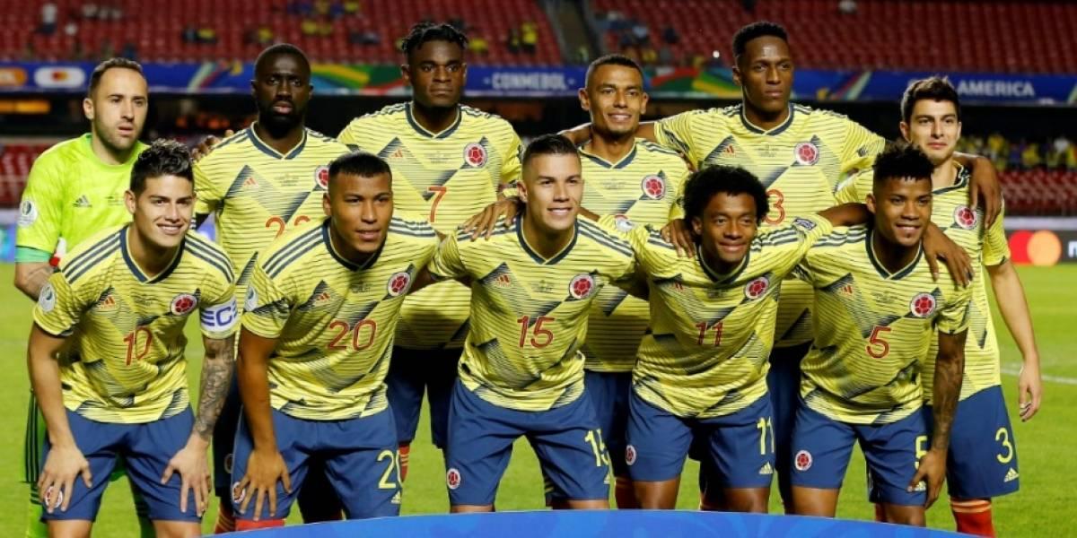 ¡El turno de los nuevos! Así formará la Selección Colombia ante Argelia