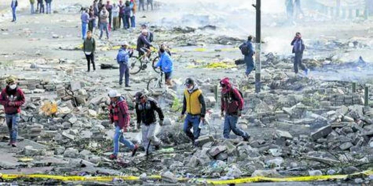 Lenín Moreno denunciará a los golpistas ante la OEA