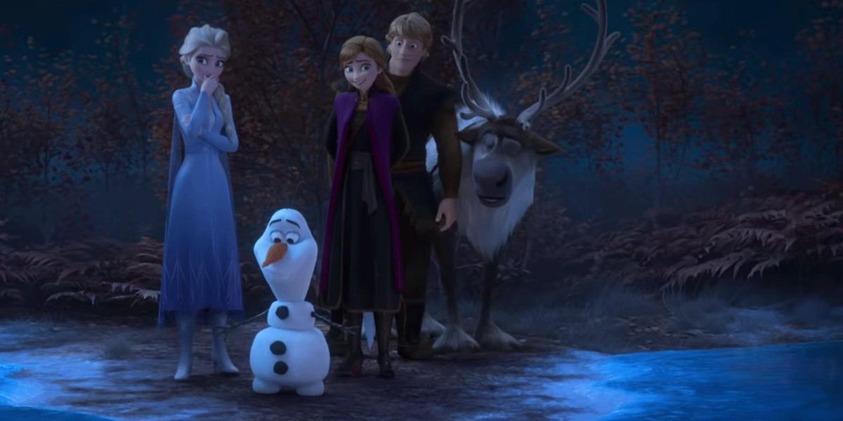 Frozen 2 - Nuevo tráiler de la esperada secuela de Disney