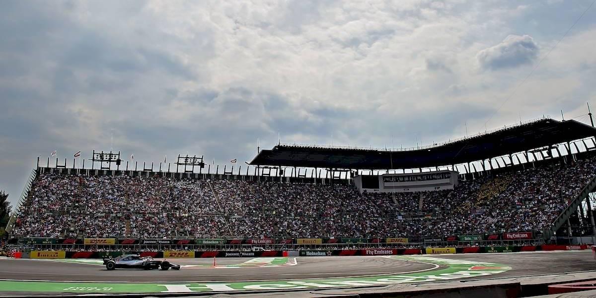 Se agotaron los boletos para el Gran Premio de México