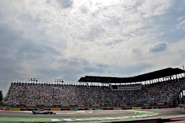 F1 anuncia boletos agotados para el Gran Premio de México