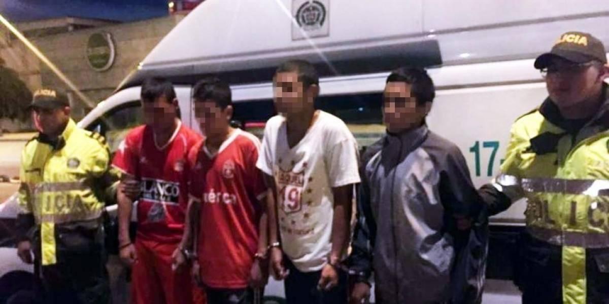 Envían a la cárcel a presuntos asesinos de hincha de Millonarios