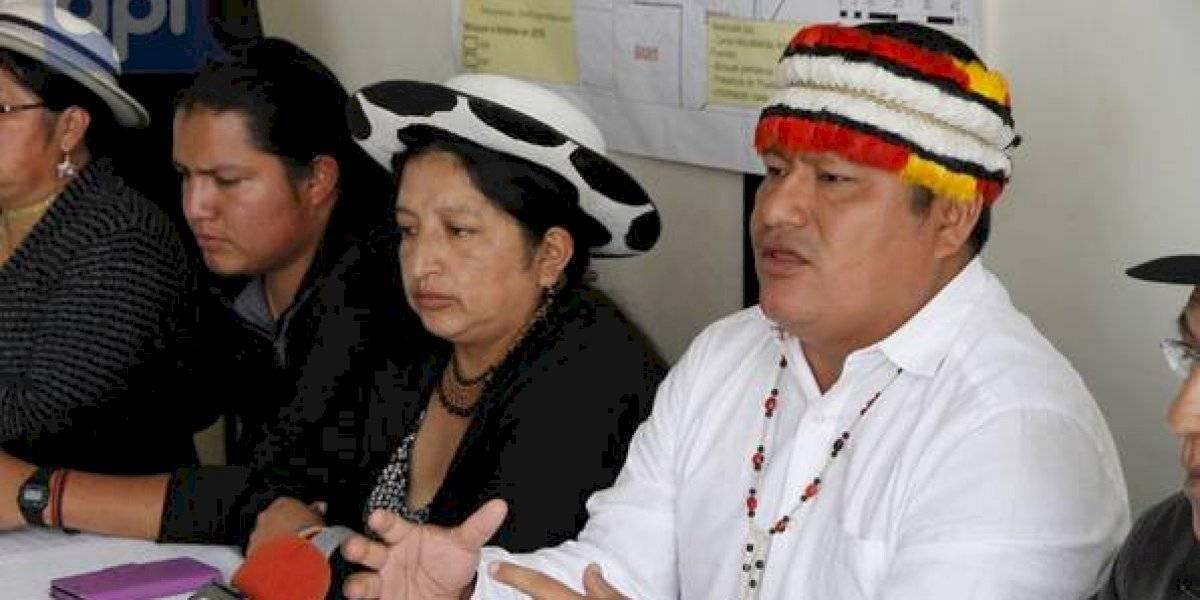 Fiscalía abrirá investigación por 'grupos subversivos' tras declaraciones de Jaime Vargas, presidente de la CONAIE