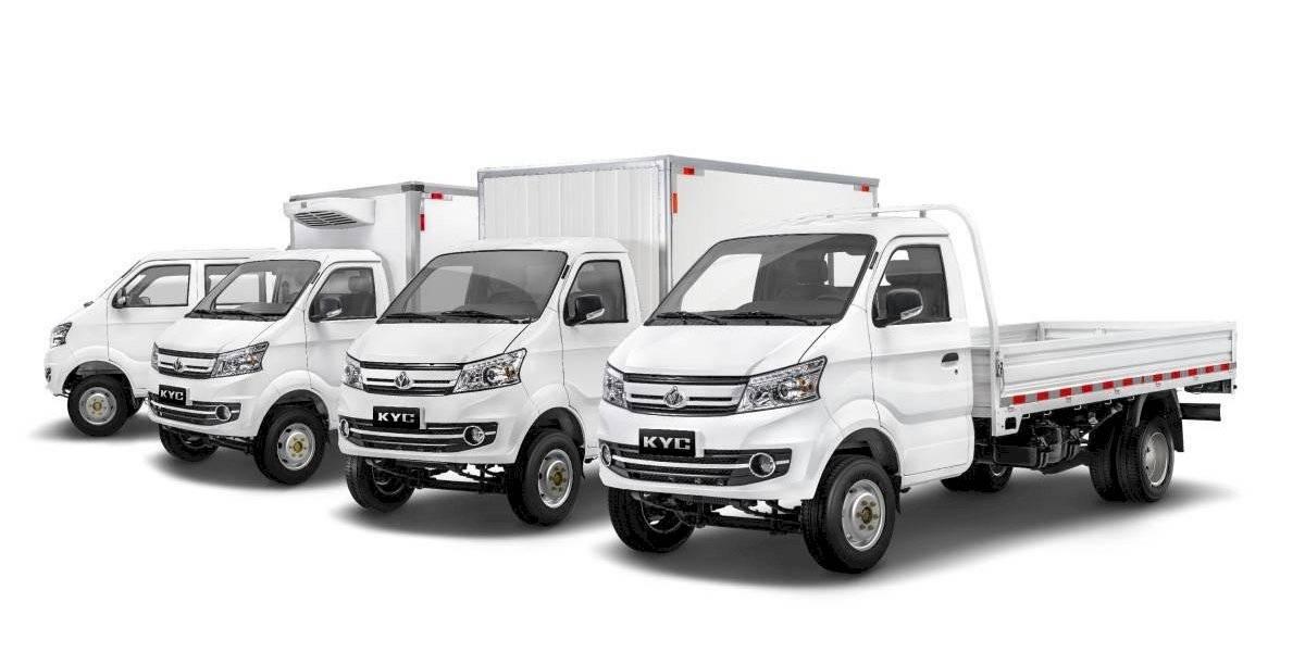 """KYC llega a cambiar la tendencia en el subsegmento de los camiones """"tres cuartos"""""""