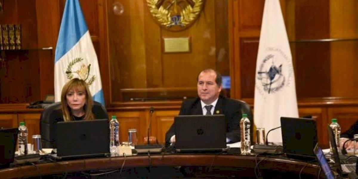 Analistas recomiendan a nueva presidenta del OJ privilegiar labor del Consejo de la Carrera Judicial