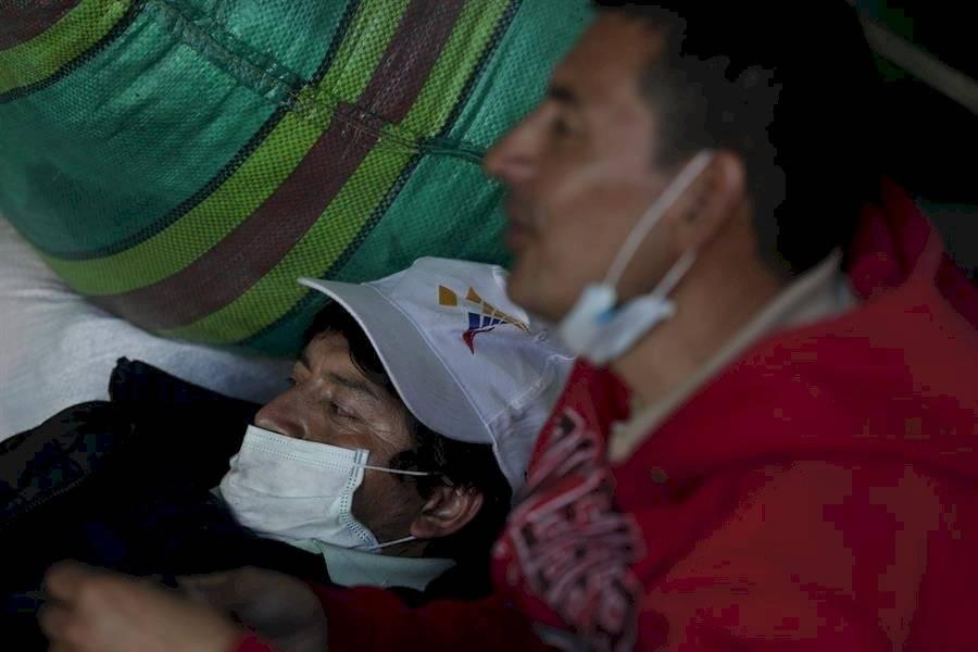 Quinientos dólares en doce días vendiendo mascarillas en Quito
