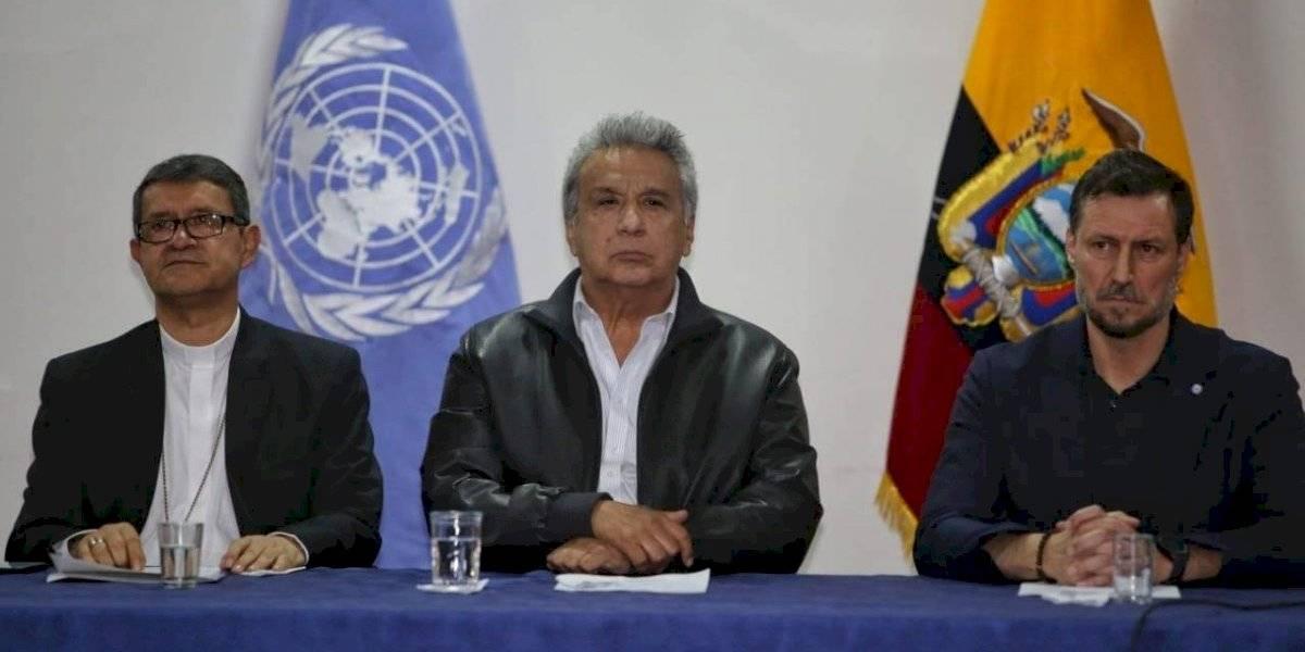 Conferencia Episcopal Ecuatoriana y la ONU Ecuador confirman que el decreto 883 queda sin efecto