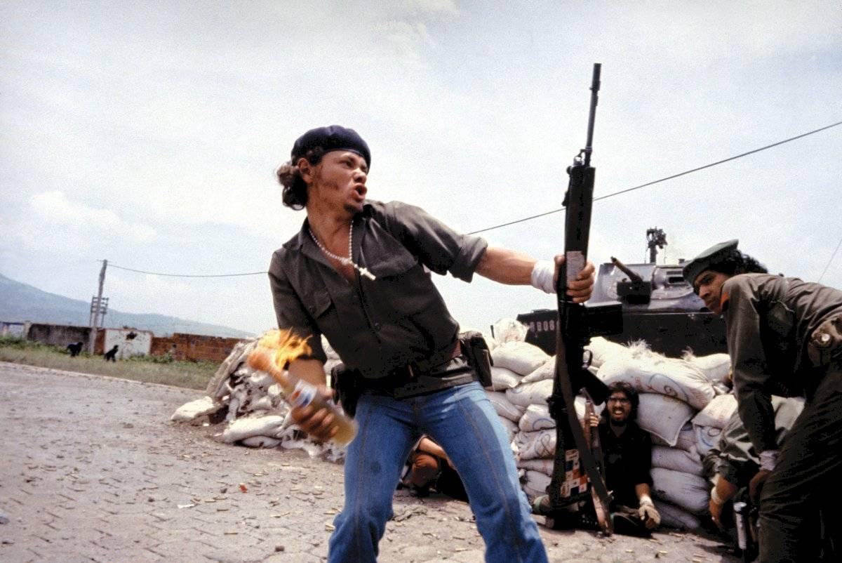 Sandinistas da Nicarágua, de Susan Meiselas