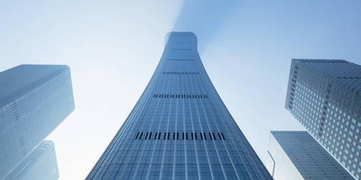 Este es ahora el edificio más alto de Pekín