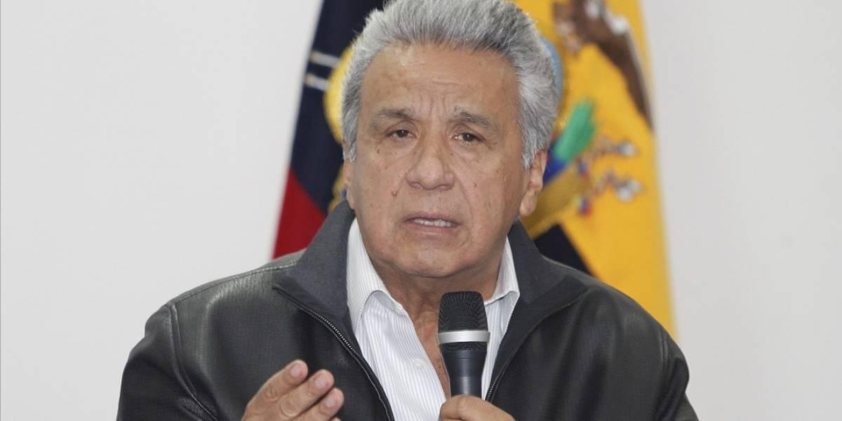 Lenín Moreno explicó los puntos más importantes de las Reformas Tributarias