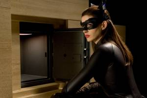 Catwoman en la historia