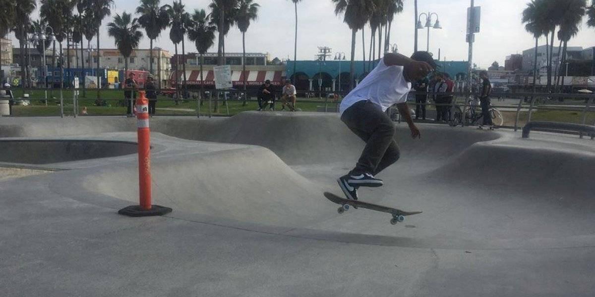 Venice Beach, el lugar perfecto para el skate y surf en LA
