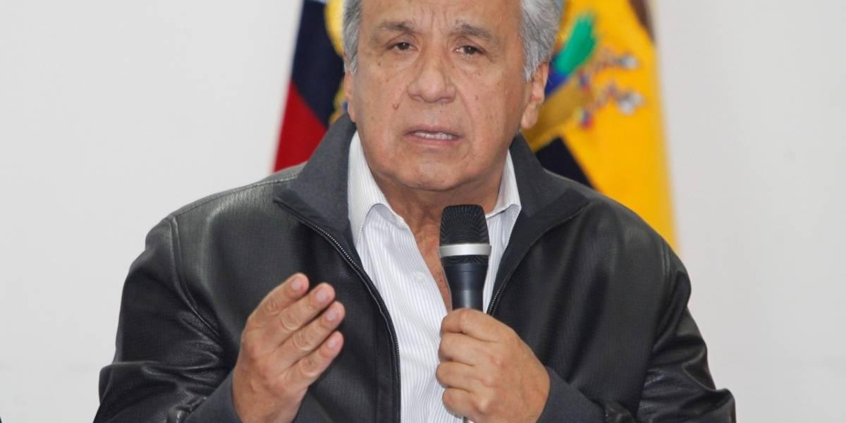 ¡Al fin llega la paz en Ecuador! Lenín Moreno deroga Decreto 883