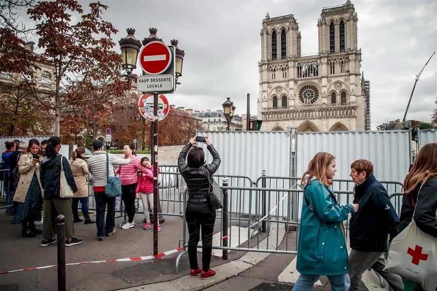 Notre Dame de París EFE