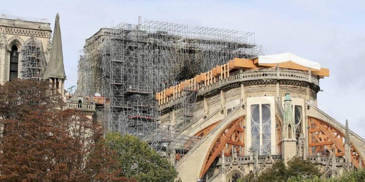 Total donará 110 millones de euros para Notre Dame