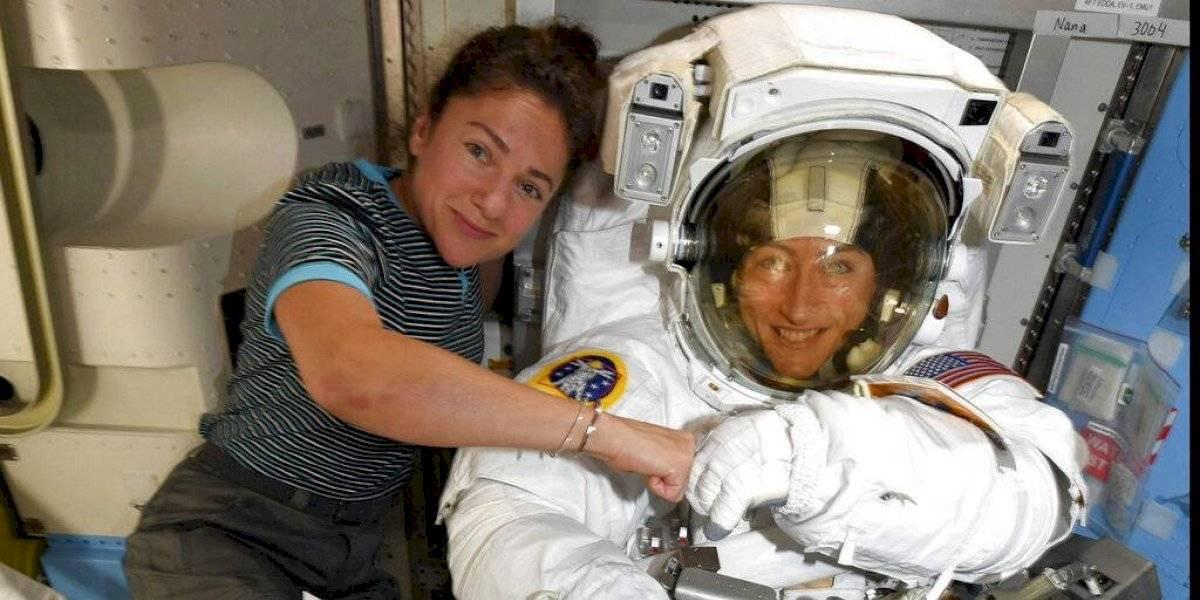 Adelantan caminata espacial de mujeres