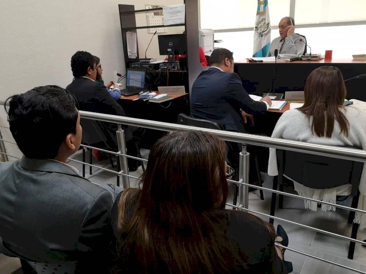 La iniciativa de ley de aceptación de cargos reduciría el trámite de un proceso penal. Foto: Emisoras Unidas